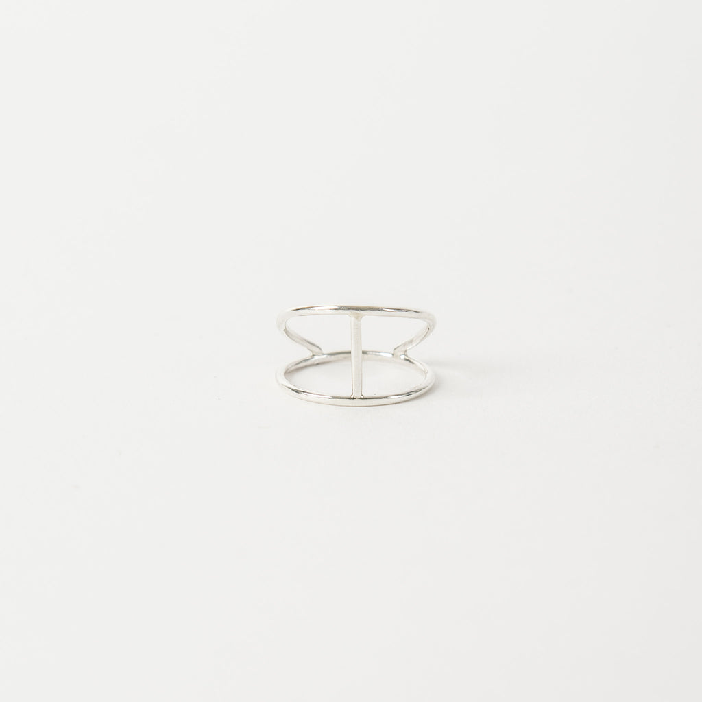 Cambie Ring / Silver