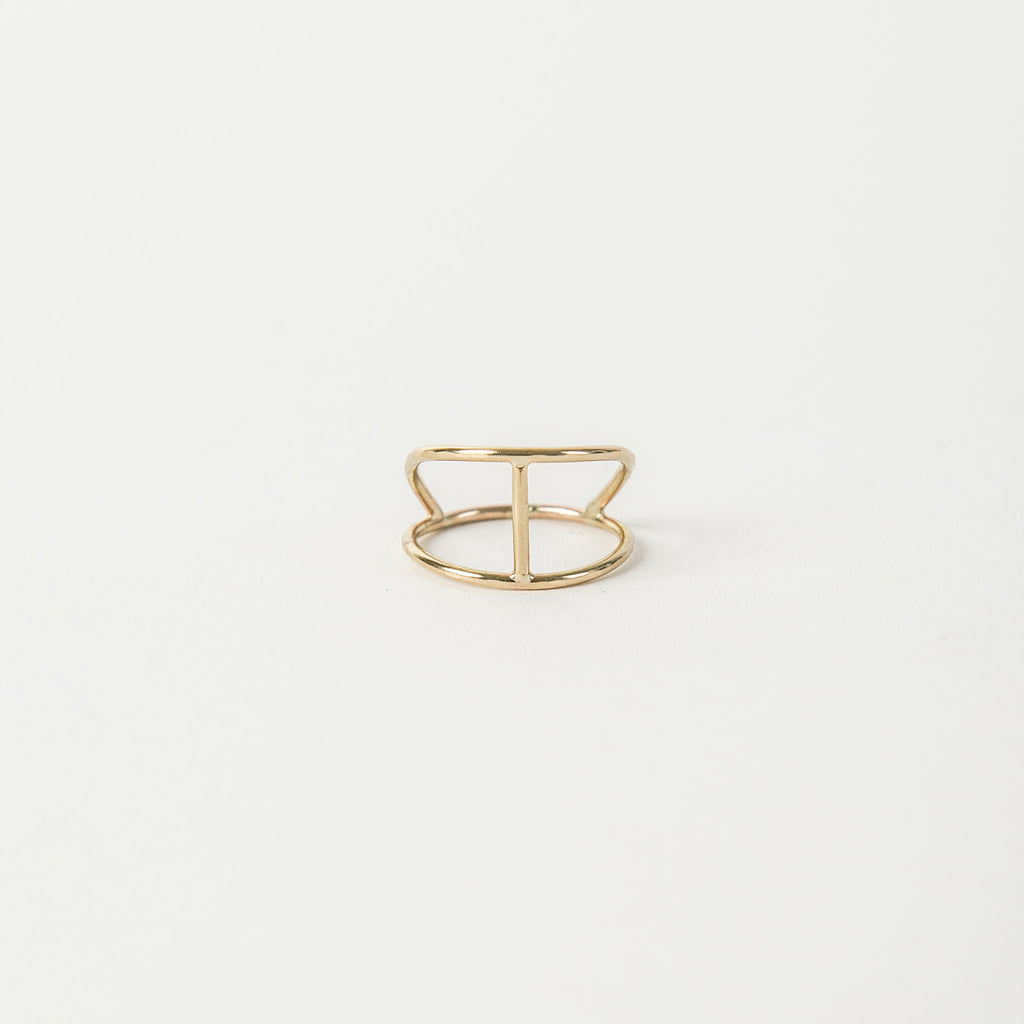 Cambie Ring / Gold