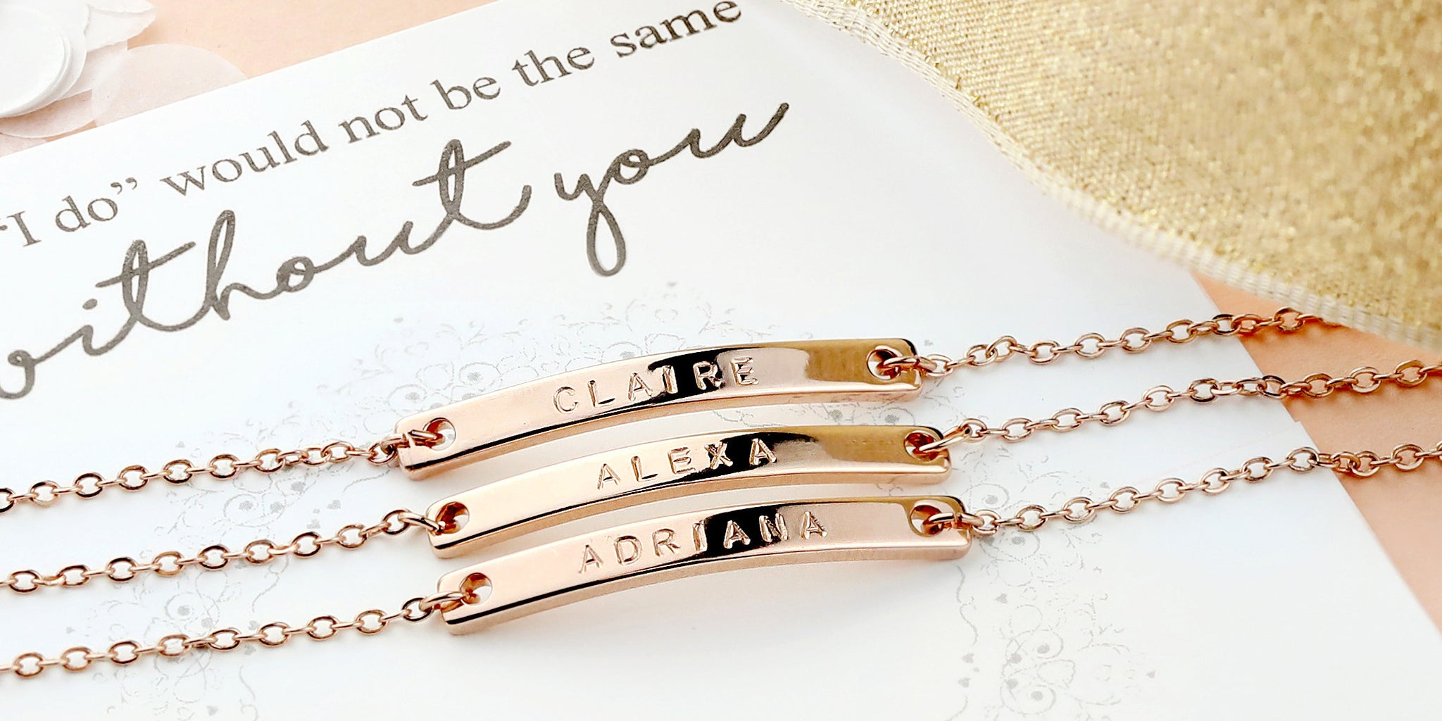 Will You Be My Bridesmaid Proposal Gift Bridesmaid Gift Box Monogram Bracelet Personalized Bracelet Bridesmaid Jewelry Bridesmaid Gift Set