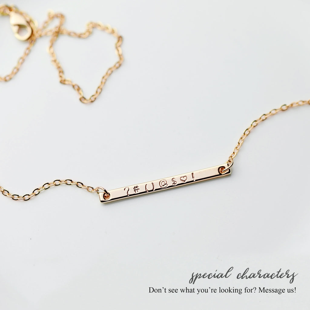 Adria Personalized Layered Necklace