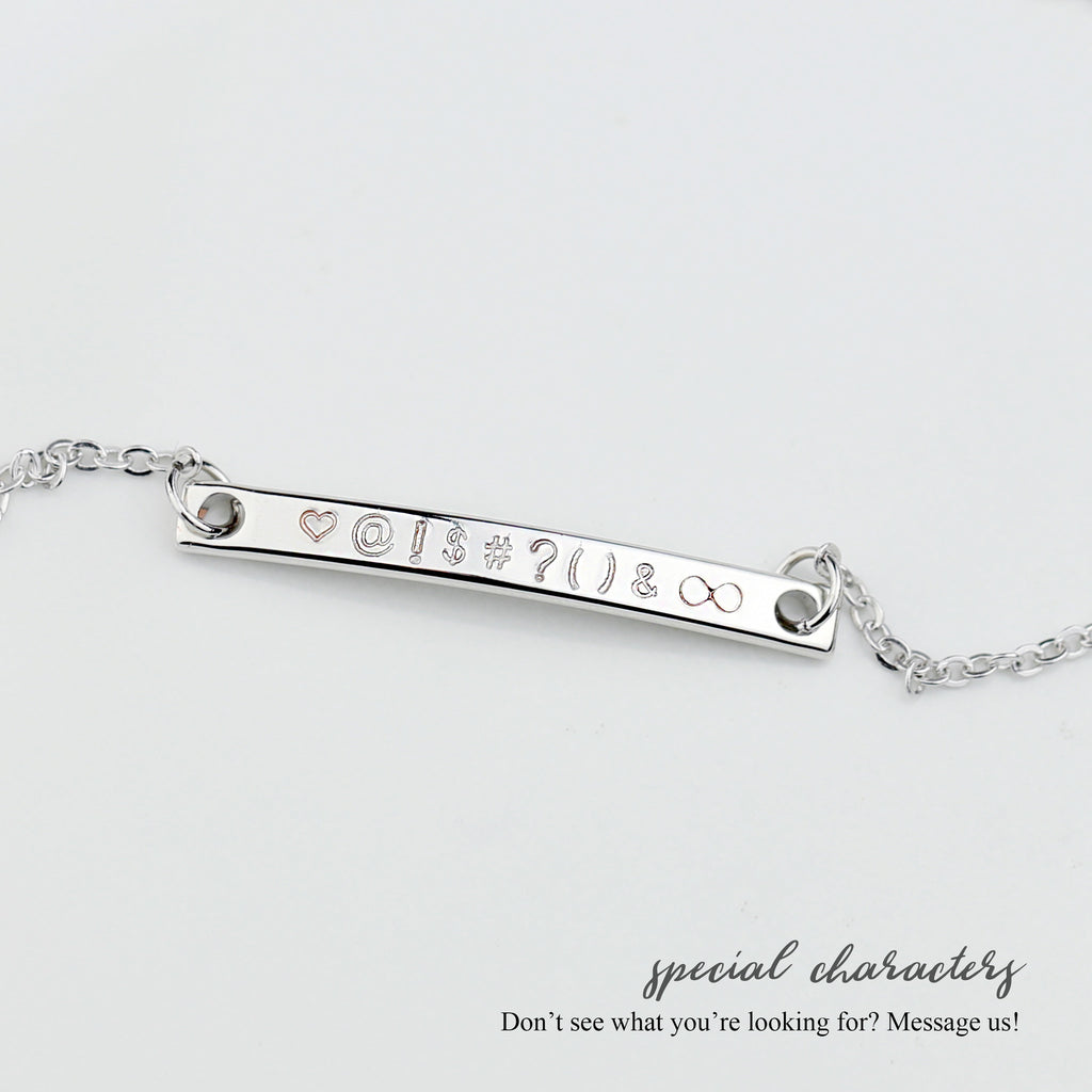 Desi Personalized Layered Necklace
