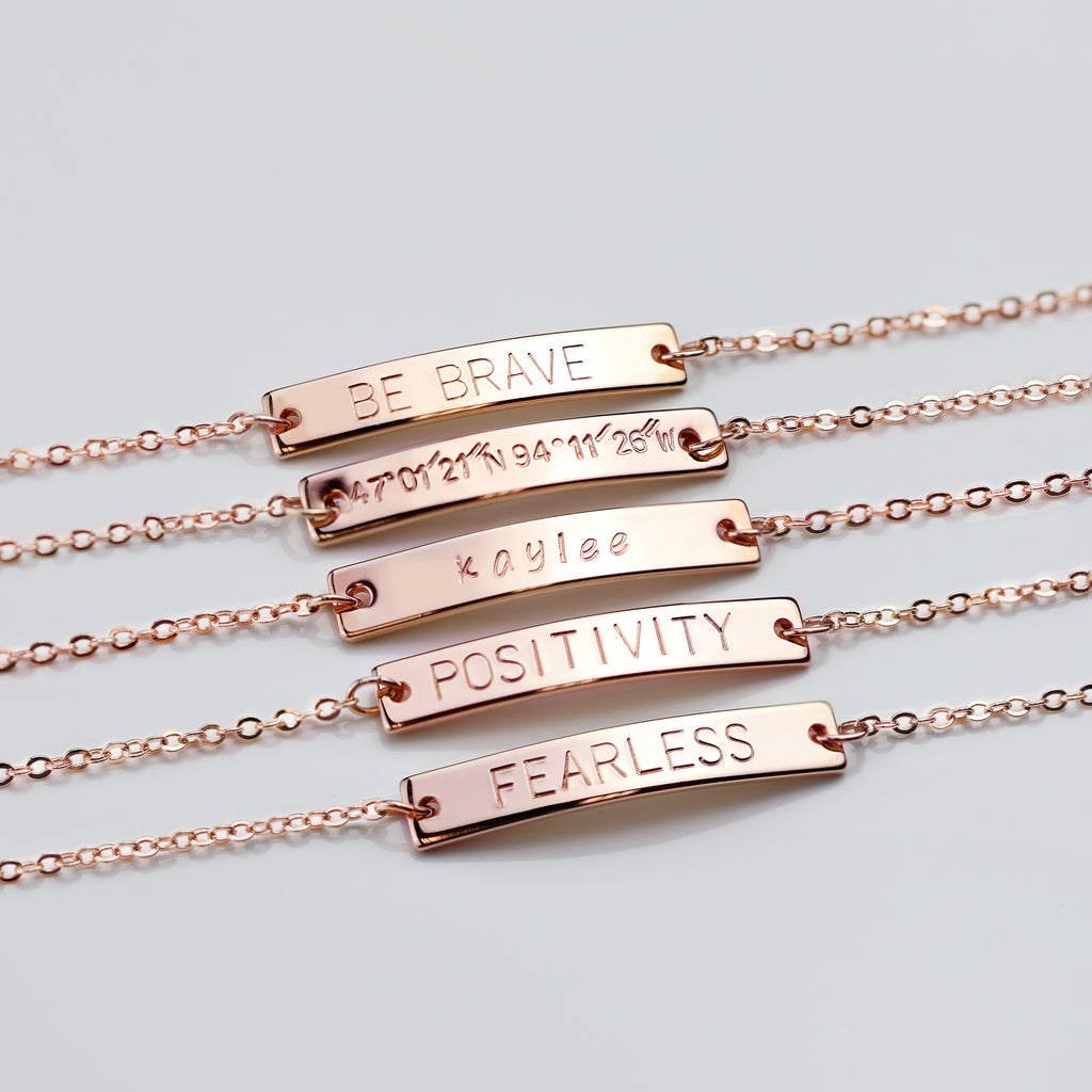 Noa Personalized Bracelet