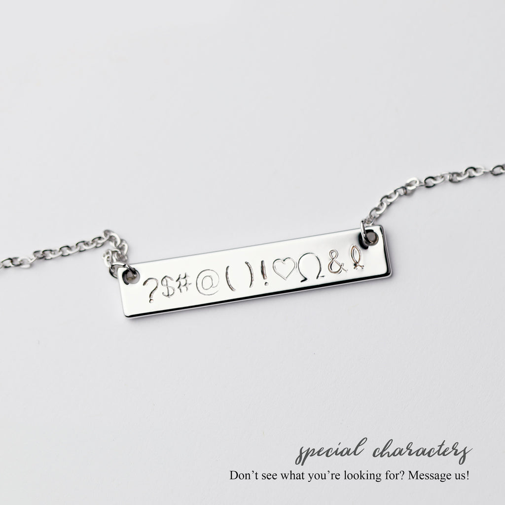 Cait Personalized Layered Necklace