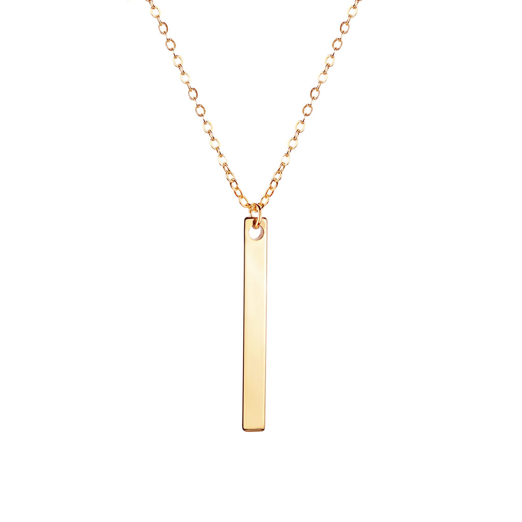Brinley Personalized Bar Necklace
