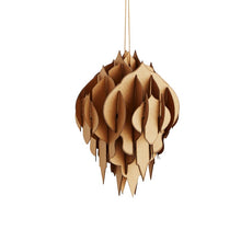 Load image into Gallery viewer, Paper Hanging Decoration - Gold