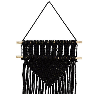 Macrame Wall Hanging with long fringe
