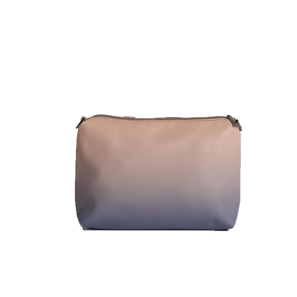 Rachel Tote Small Ombre Blue/Pink