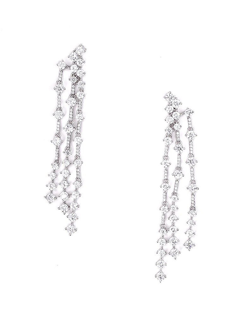 Crystal Constellation Drop Earring