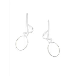Copy of Twisted Loop Earrings