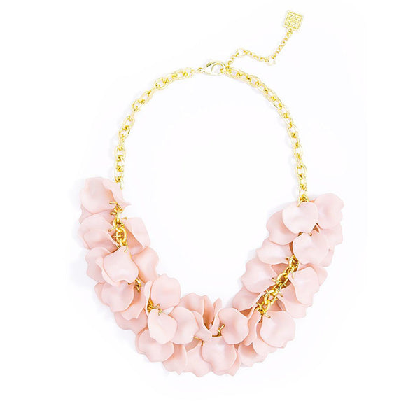 Painted Petals Necklace