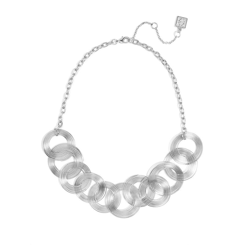 Bib Circle Necklace
