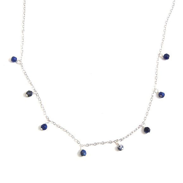 Serena Sodalite Necklace