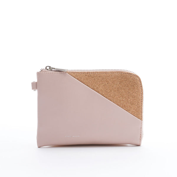 Stacy Wristlet Muted Rose
