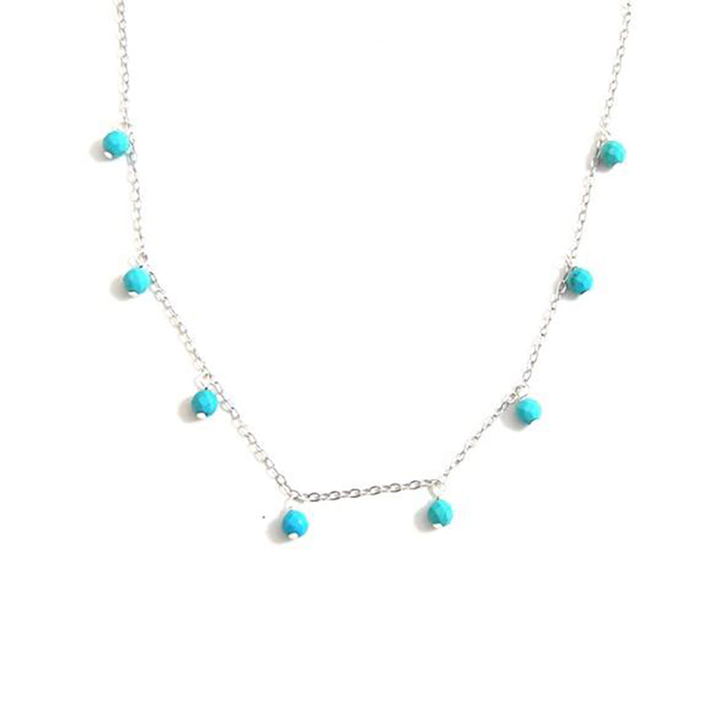 Serena Turquoise Necklace