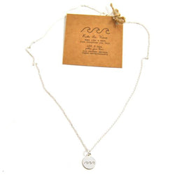 Ride The Wave Shimmer Necklace