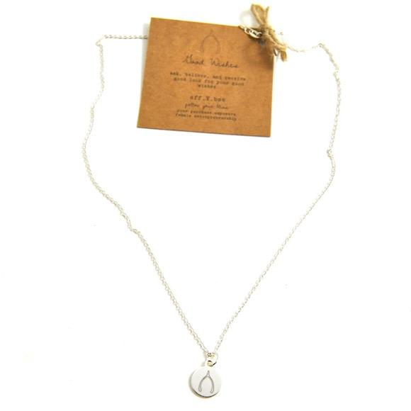 Good Wish Shimmer Necklace