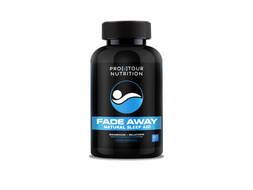 FADE AWAY - Sleep/Aid Sleep Well, Wake Refreshed - Non-Habit Forming Sleep Supplement - 60 veggie caps