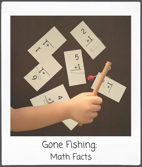 Gone Fishing - Math Facts