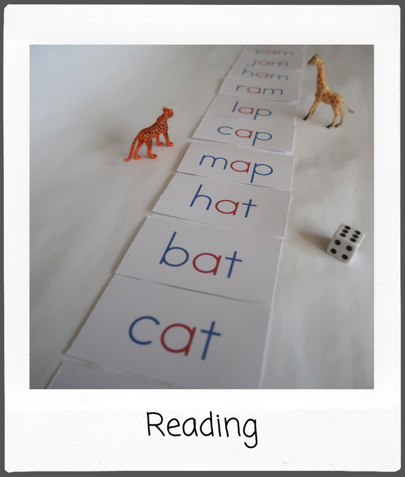 Race to the Top - Sight Words