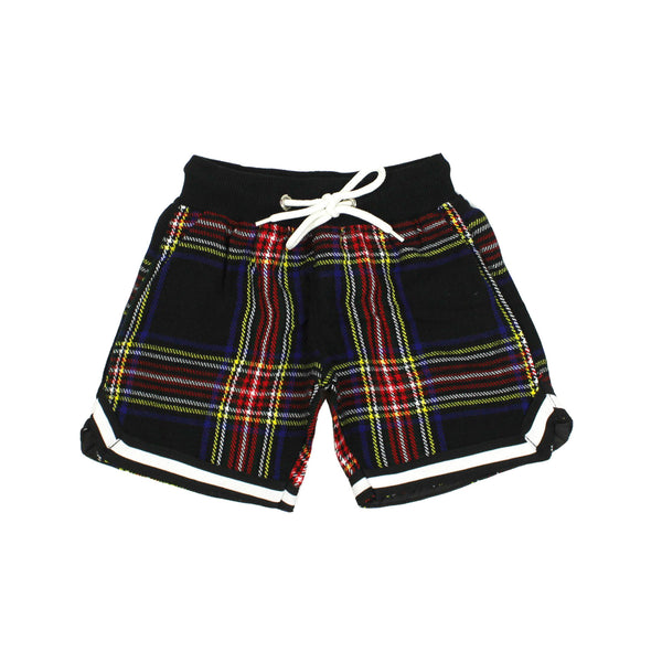 Mad About Plaid Short