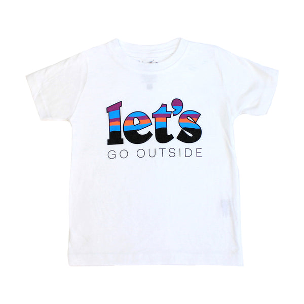 Let's Go Outside T-Shirt