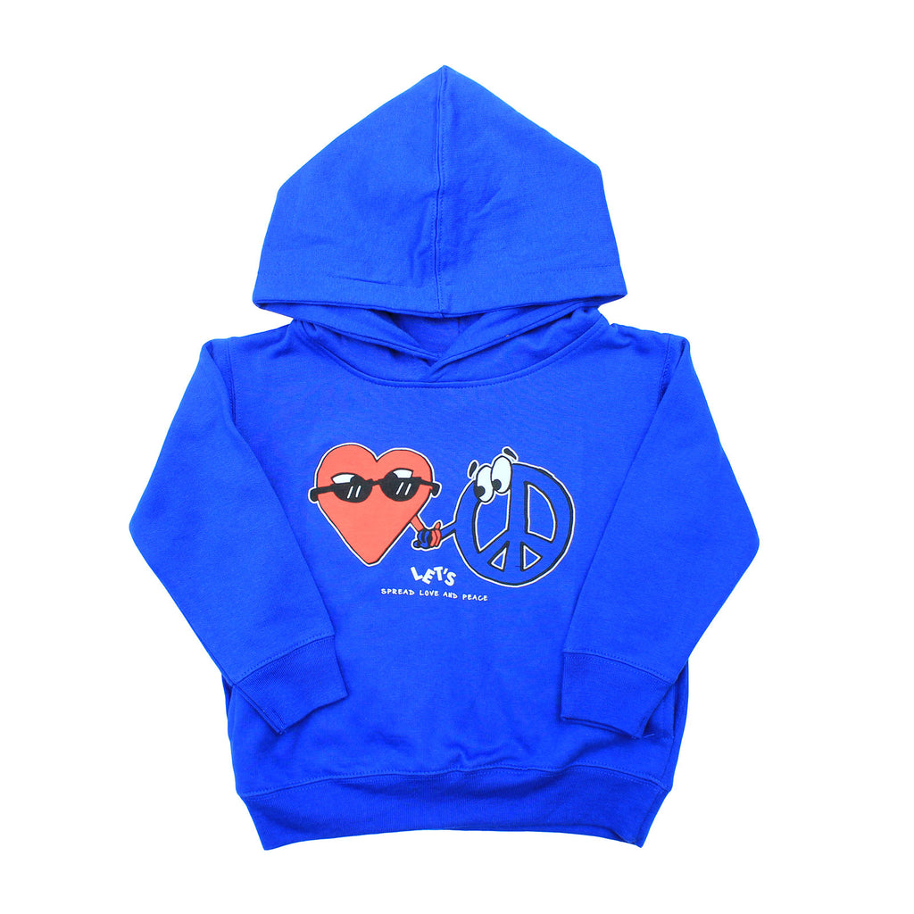 Love and Peace Hoody