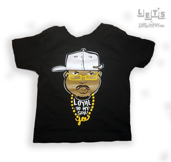 Loyal To My Soil T-shirt