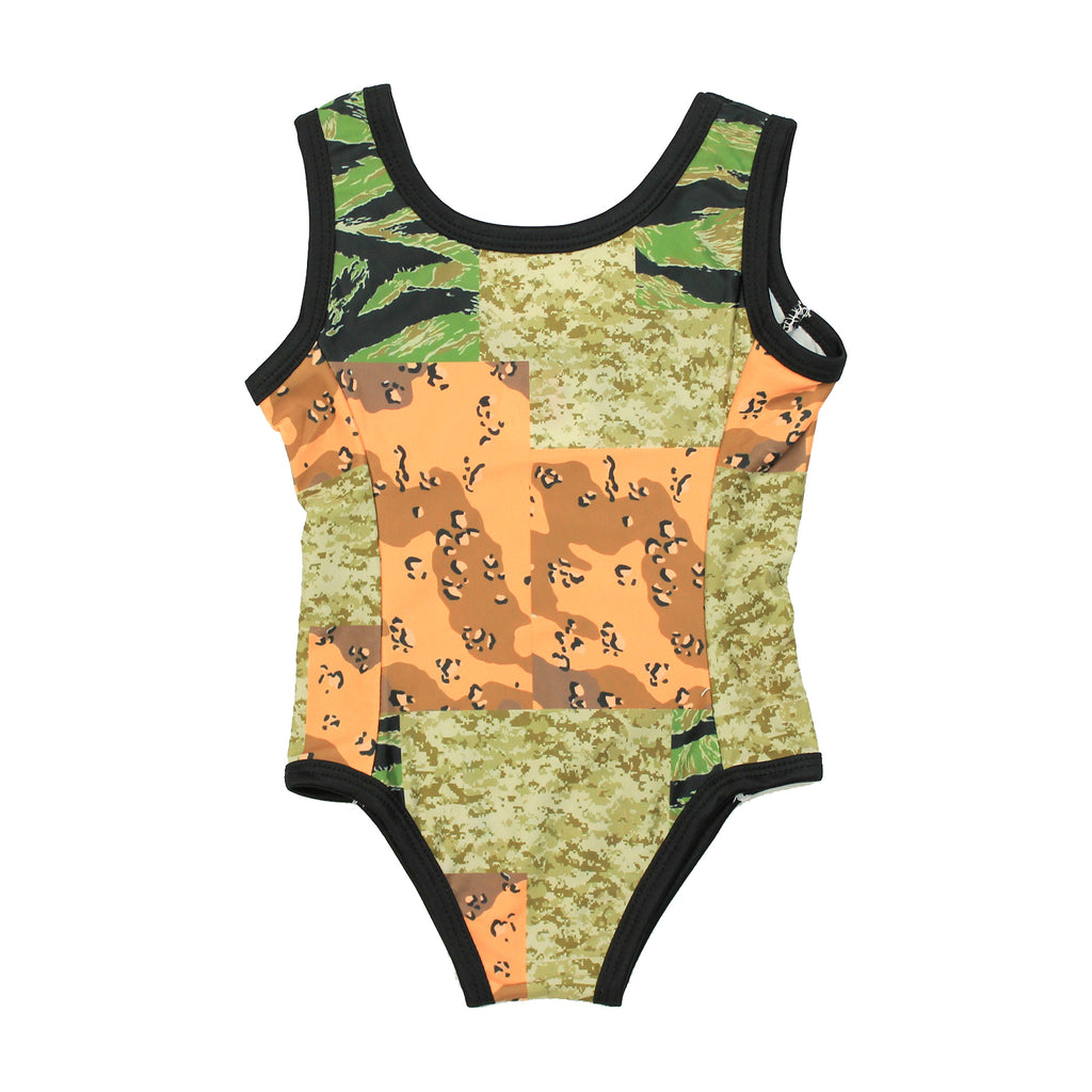 What the Camo One Piece