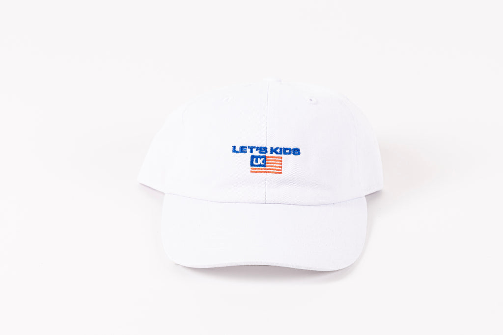 Let's Sport Dad Hat