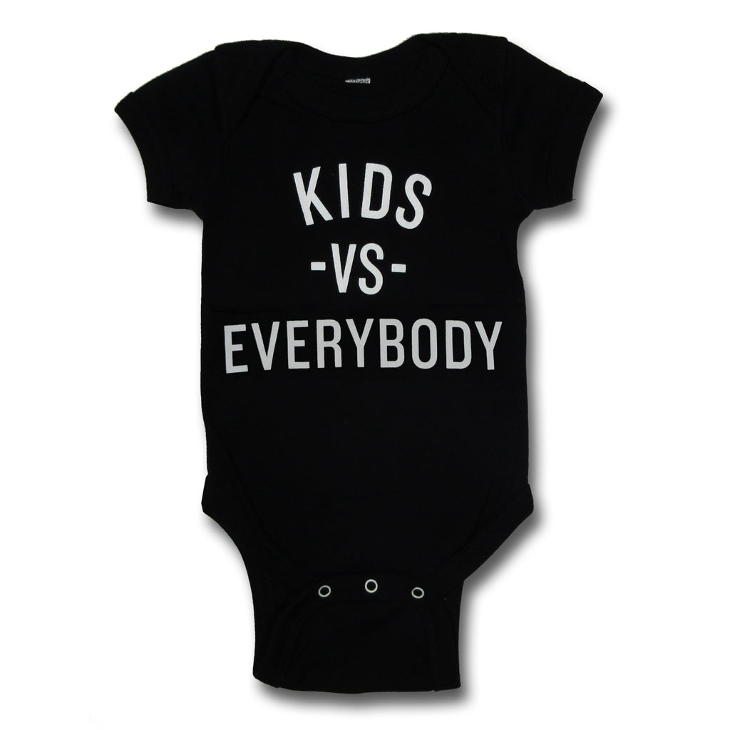 Kids vs Everybody Onesie