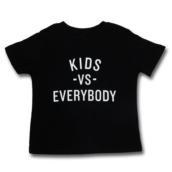Kids vs Everybody T-shirt