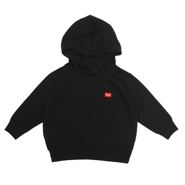 'Sup Embroidered Hoodie