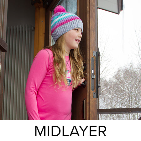 girls mid layer