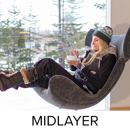 womens mid layer