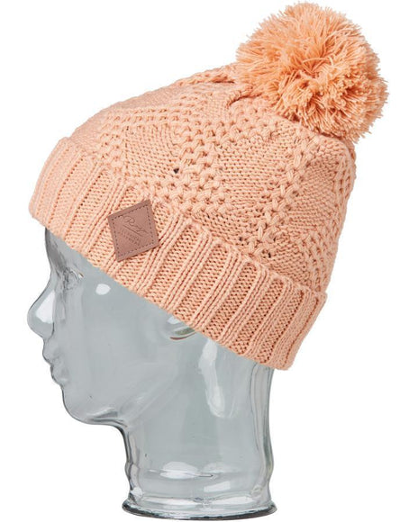 ALL KNOTTED UP BEANIE