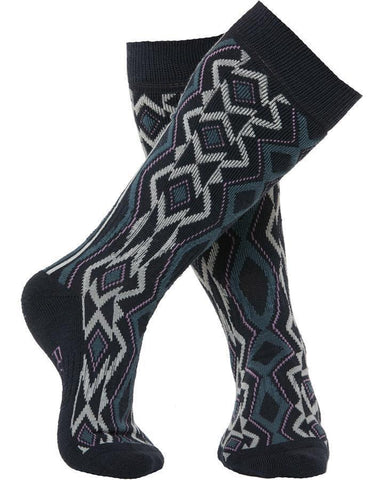 WOMENS AZTEC SOCK