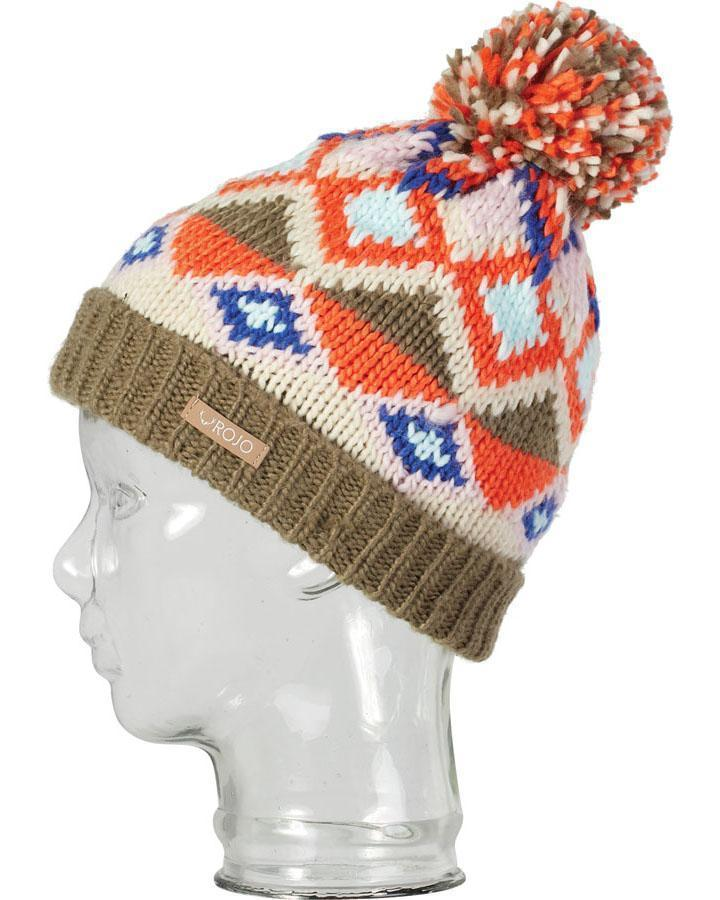 GIRLS FAIR ISLE BEANIE