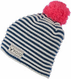 MONTIE STRIPED BEANIE