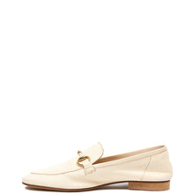 KATHRYN WILSON Leila Loafer (Cream Calf)