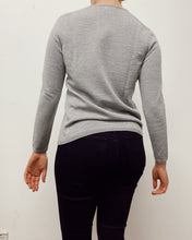 DUNE Crew Neck Jumper (Pewter)