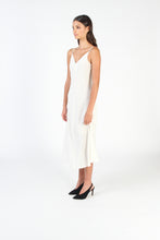 ESSK Slip Dress (White)