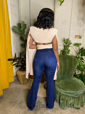 Jasmine Denim Wide Leg