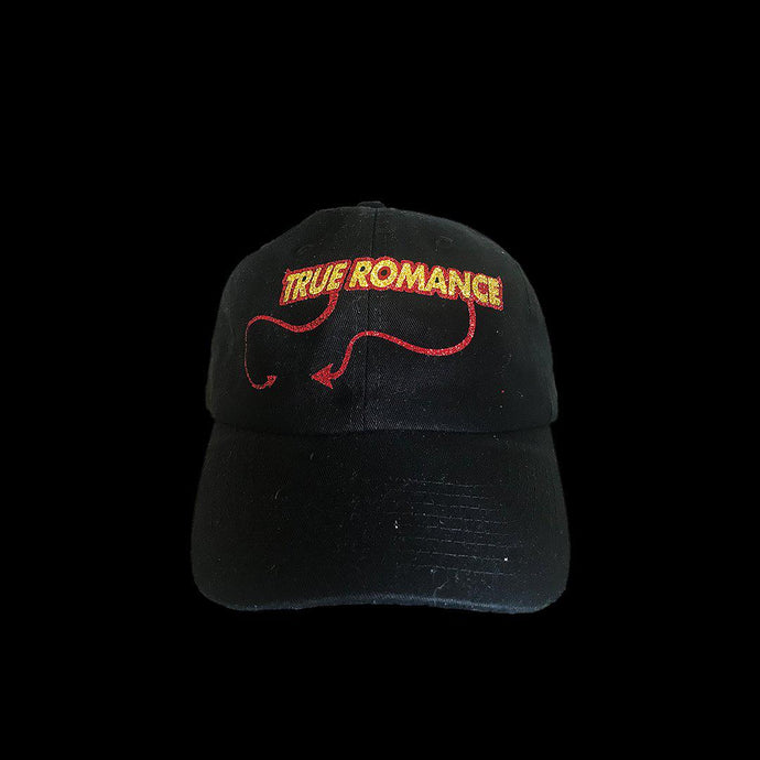 TRUE ROMANCE HORNED LOGO CAP