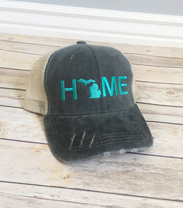 Michigan Home Hat