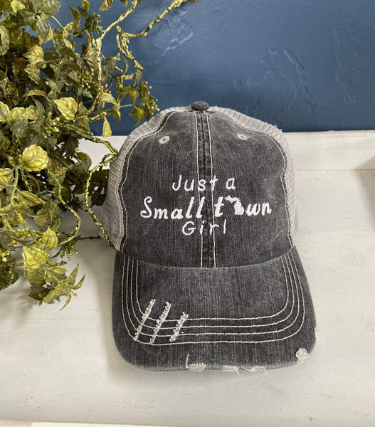 Small Town Girl Hat