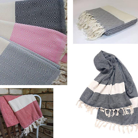 Dahlia Peshtemal - Turkish Towels