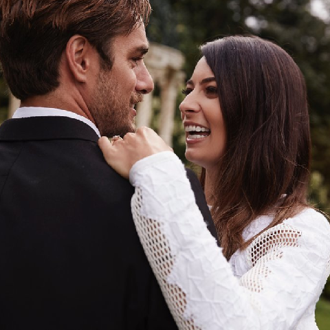 Flawless Wedding Skin // Popsugar