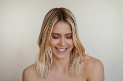 Fashion Blogger Karissa Sparke on achieving a perfect bridal glow