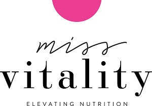 Miss Vitality Nutrition | Buy Online at The Clinic