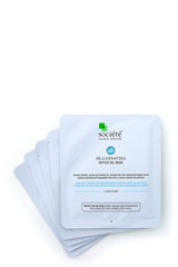 Societe Rejuvenating Peptide Masks are recommended during pregnancy and breastfeeding